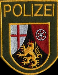 Polizei Germany custom patches