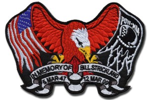 sample of memory patch - American Eagle