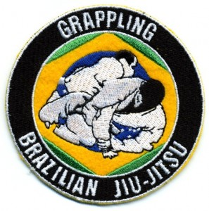 grappling-embroidered-patch