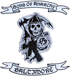 Sons of Anarchy patch