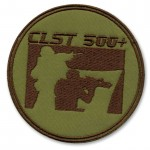 CLST 500+ Paintball Team