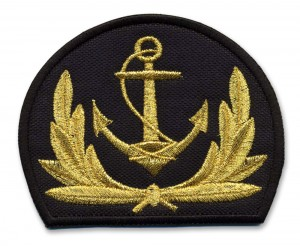 Sailor patch - Military Sample