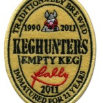 """Keghunter's Empty Keg"""