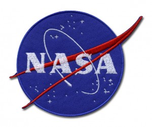 Nasa Embroidered Patch