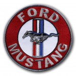 Ford Mustang Logo Emblems